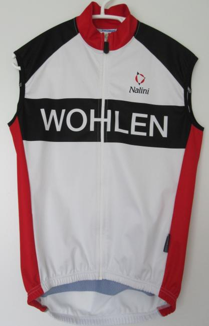 Trikot ohne Arm (Design analog Windstoppergilet)